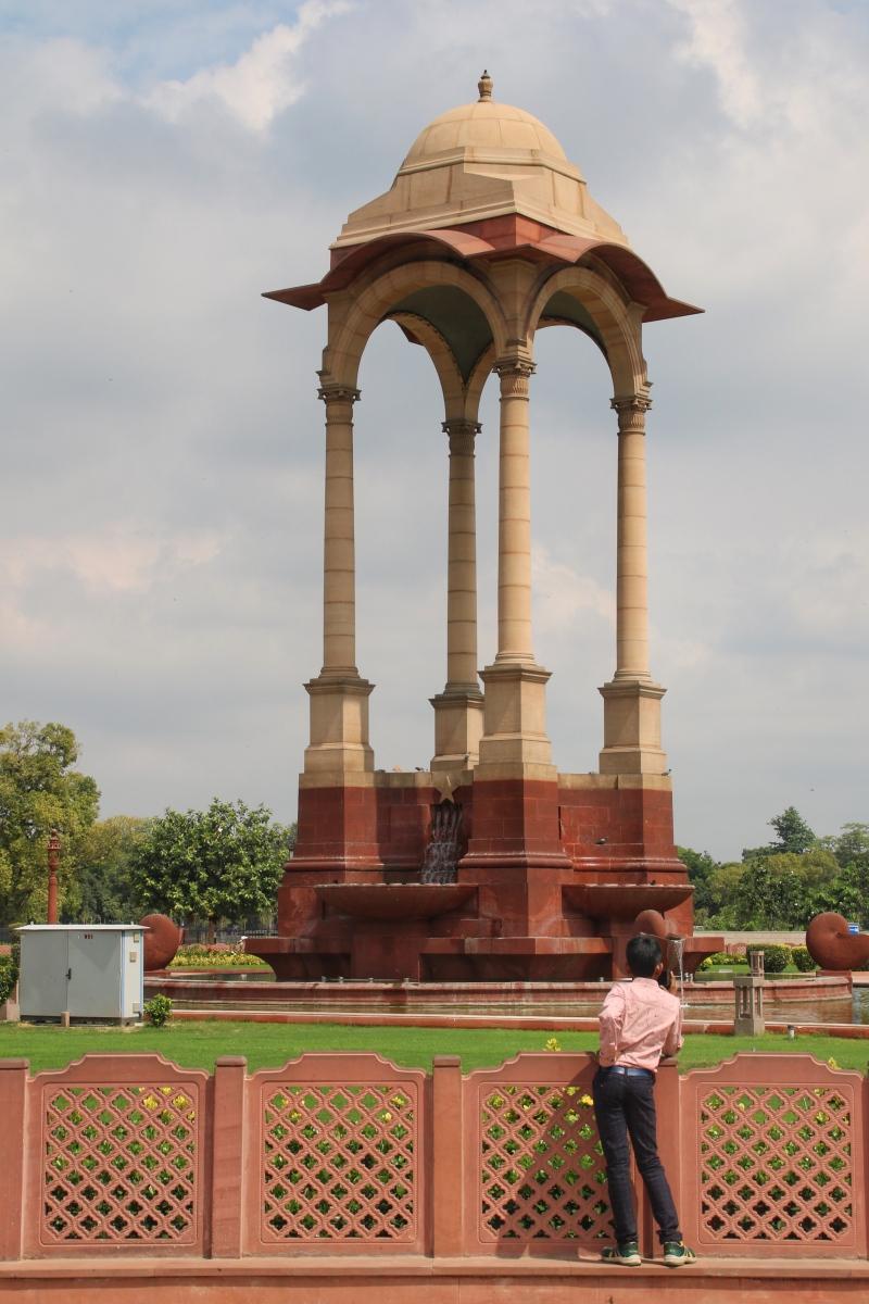 Near India Gate