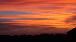 Pflugerville sunset